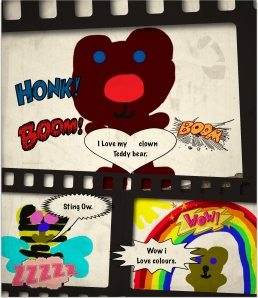 beth teddy comic