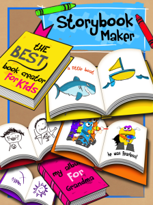 storybook maker cover