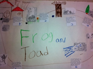 Frog and Toad Friendship Fun!