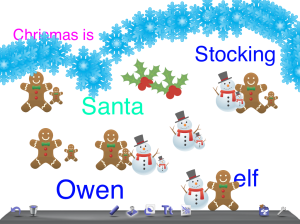 owen christmas