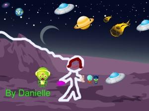 danielle space