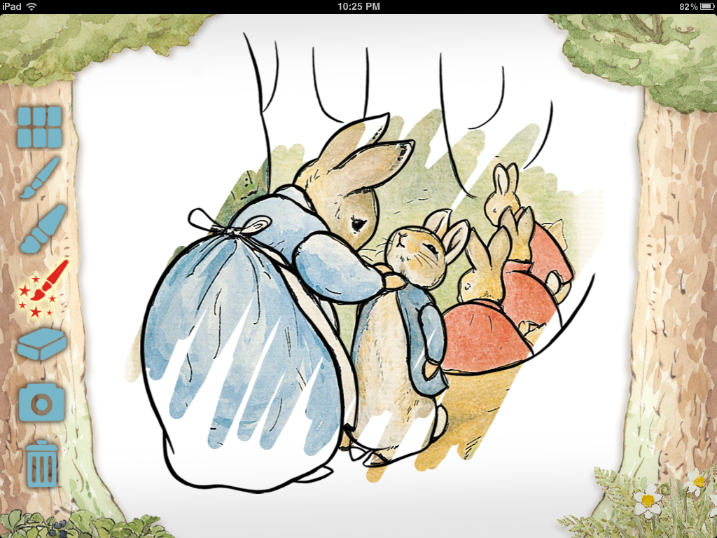 Fun With Peter Rabbit And Friends